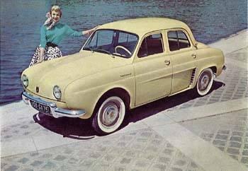 renault 1958
