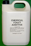 toilet chemical