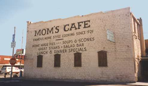 Mom's Cafe — Salina, Utah