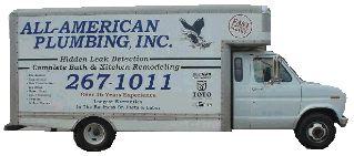 plumbing truck