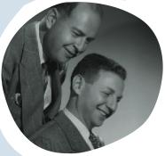 Lou Singer & Hy Zaret    (c. 1948)