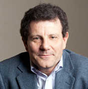 Nick Kristof in the Green Room