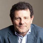 Nick Kristof in the Green Room