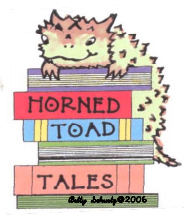 Houston�s Horned Toad Tale