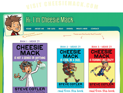 CheesieMack.com